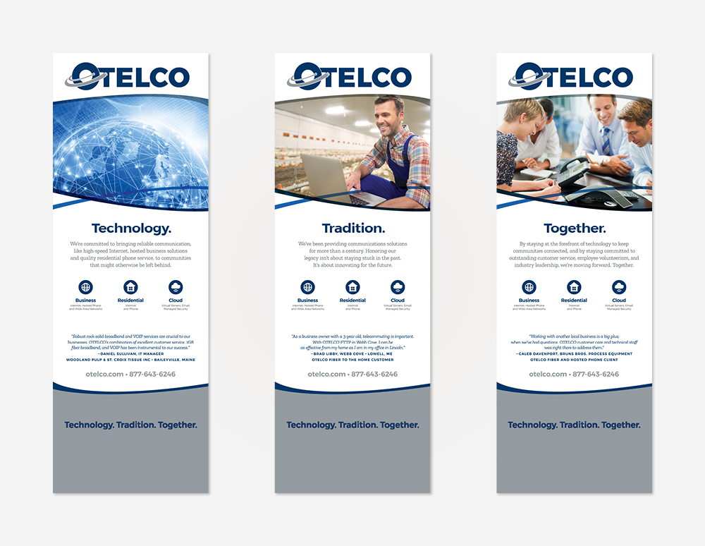 OTELCO_Signage_Tradeshow